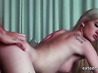 anal pissing video